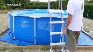 Piscine intex videos and audio download mp4 hd mp4 full for Montage piscine intex
