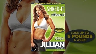 Jillian Michaels: Shred - It With Weights