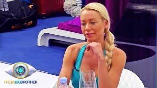 Nina Kristins halbe Wahrheit | Promi Big Brother 2015 Tag 9 | SAT.1