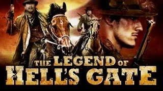 Peliculas de vaqueros del viejo oeste completas en español--THE LEGEND OF HELLS GATE (2011)--Cine