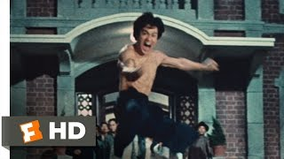 Fist of Fury (7/7) Movie CLIP - An Act of Defiance (1972) HD