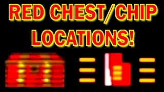 RED CHEST/CHIP LOCATION GUIDE | FNAF World