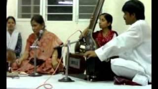 VIDUSHI PURNIMA CHOUDHURI & PRANGOPAL BANDOPADHYAY AT BANASTHALI.mp4