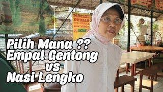 DAGINGNYA DI MASAK 3 JAM - EMPAL GENTONG & NASI LENGKO MANG DHARMA INI BIKIN LIDAH BERGOYANG !!