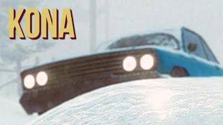 Kona #2 - The Ice Wall