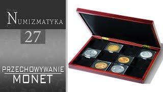Jak przechowuję monety - Numizmatyka cz. 27