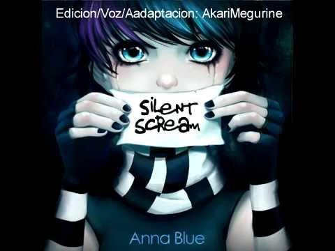 Silent Scream - Anna Blue (COVER ESPAÑOL LATINO)