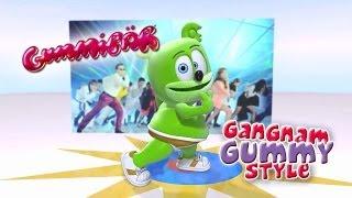 Gangnam Gummy Style Dance Gummibär The Gummy Bear Psy 싸이 Cover Song 강남스타일