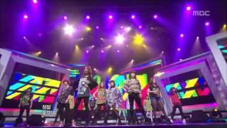 T-ARA - Lovey-Dovey, 티아라 - 러비더비, Music Core 20120211