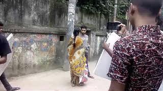 Live shotting for bangladeshe natako by jovan