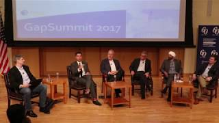 GapSummit 2017 Panel: Research and Innovation - Collaborate, Innovate & Evolve