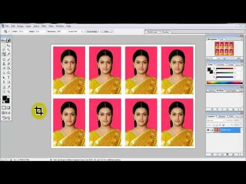 Xxx Mp4 Create Passport Size Photo In Adobe Photoshop 7 0 3gp Sex