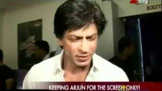 Arjun's Ra One looks strictly for the big screen