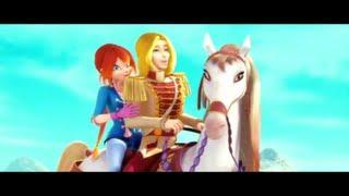 Winx Club:Magical Adventure 3D! Preview Clip! Nickelodeon Dub!