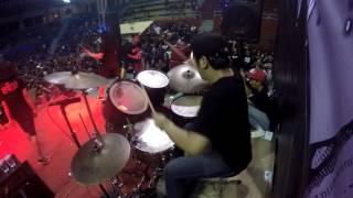 Auticed - Senja berkarat ( Aden Indra Drum cam )