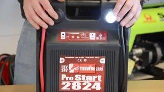 12-24 volt Portable car Jumpstarter - ProStart 2824
