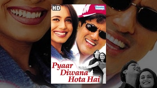 Pyar Diwana Hota Hai (HD) - Hindi Full Movie - Govinda - Rani Mukherjee -Hit Film With Eng Subtitles