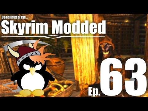 I forgive you, Inigo - Skyrim Modded Ep 63
