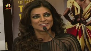 Sushmita Sen Stunning Ramp Walk @ Lakme Fashion Week 2014 - Bollywood News