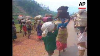 Rwanda - Refugee Crisis Too Big To Manage