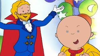 Caillou Full Episodes | PARTY WIZARDS | Cartoons for Kids | Cartoon Movie | Funny animated cartoons