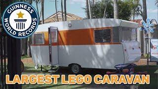 Largest LEGO® Caravan - Guinness World Records