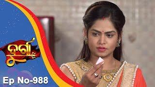 Durga | Full Ep 988 7th Feb 2018 | Odia Serial - TarangTV HD