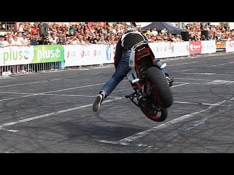 STUNTER 13 1st PLACE PLUS STUNT GRAND PRIX 2013