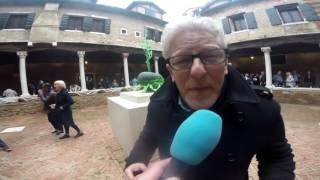 Venetië Biënnale 2017 interview Jan Fabre