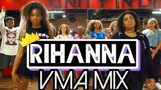 Rihanna - VMA Mix - Choreography By - @thebrooklynjai