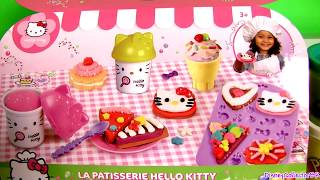 Play Doh Hello Kitty Pastry Shop Donuts and Cupcakes