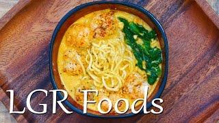 Noodles №4 - La Mian Laksa Coconut Shrimp & Peanut
