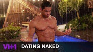 Exotic Dancer Magic J Gives Natalie A Striptease Lap Dance | Dating Naked