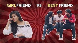 Girlfriend VS Best friends | Part 1 | RealSHIT