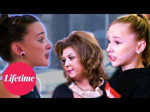 """I Have a Voice and I'm Gonna Use It"" – Dance Moms Flashback Compilation Lifetime"