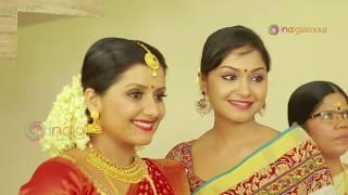 Malayalam Actress Sarayu Wedding Reception