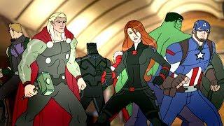 Season Premiere | Marvel's Avengers: Secret Wars | Disney XD