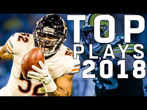 Xxx Mp4 Top Plays Of The 2018 Regular Season NFL Highlights 3gp Sex