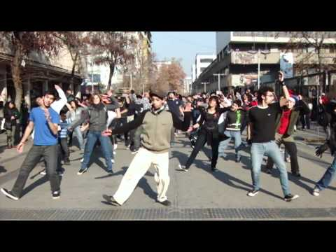 Flashmob Rasputin Just Dance Asomao