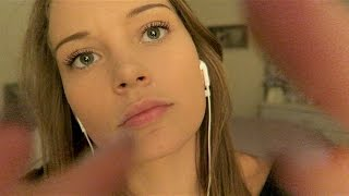 ASMR Close Up Personal Attention For You To Sleep ♥