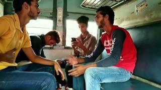ट्रैन से सफर करने वाले 1 मिनट देकर देखलें ये वीडियो !! Indian train system !! Bihar train