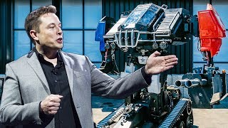 The Giant Robot Duel You Always Wanted to See! (Muskwatch w/ Kyle Hill & Dan Casey)