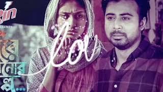 Vejha Vejha Chok Ami   Ghure Daranor Golpo   Cast by Afran Nisho & Mehejabin    Song by Tanjib