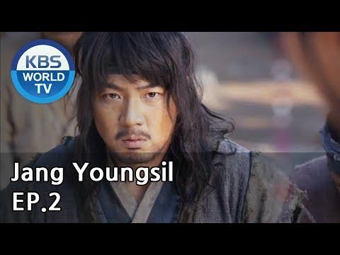 Jang Youngsil   장영실 - Ep.2 (2016.01.19)