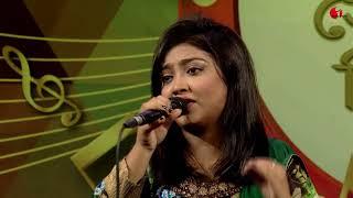 Dukkho Amar Amar Bashor Rater Palonko || Saran || Channel i || IAV