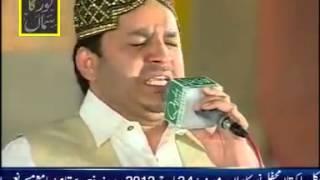 aaqa meriyan akhiyan madine wich SHABAZ QAMAR NOOR KA SAMAN 24 03 2012 @@@MALIK WAJID 03016250786