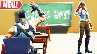 Das Creator Quiz in Fortnite Battle Royale!