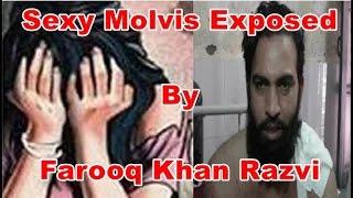 Deobandi Sexy Molvis Exposed By Farooq Khan Razvi-2016