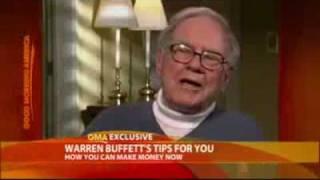Warren Buffett 's Financial Rules to Live By