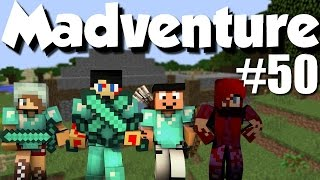 Madventure | #50 - WHAT THE FUCK & ENDERDRAGON !